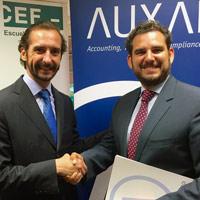 AUXADI y el CEF.- buscan talento en Latinoamérica