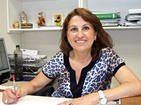 Ángela de las Heras. Jefe de Estudios del Área de Oposiciones del CEF.-