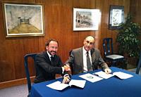 Carlos Rubén Fernández  Gutiérrez y Roque de las Heras
