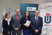 Presentado el libro ''Nuevas tendencias e-learning  y actividades didácticas innovadoras''