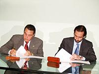 La UDIMA y el CEF firma un acuerdo con la Universidad Central del Este de República Dominicana.
