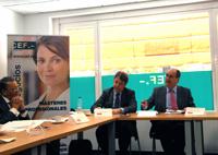 La futura ley de Emprendedores a debate en el CEF