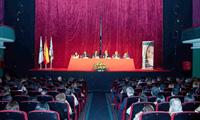 Ceremonia Diplomas 2001