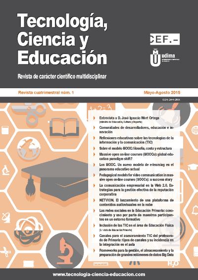 Nace la revista Tecnología, Ciencia y Educación