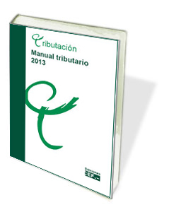 Manual tributario 2013