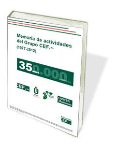 CEF.- Memoria de Actividades 1977 - 2012