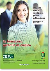 Catalogo del CEF