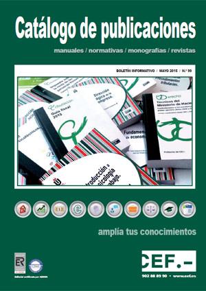 Nuevo Catálogo de Publicaciones