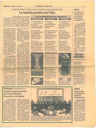 1992 - Expansión - 40 Aniversario CEF