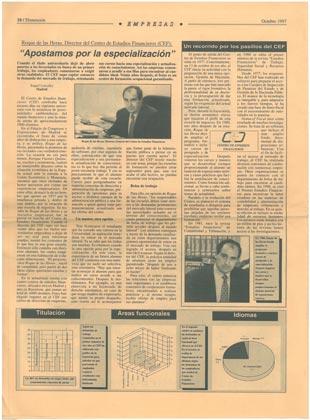1997 - 40 Aniversario CEF