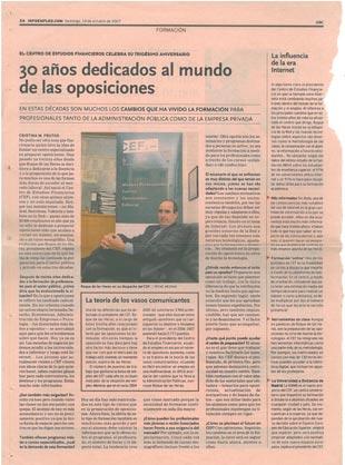 2007 - ABC - 40 Aniversario CEF