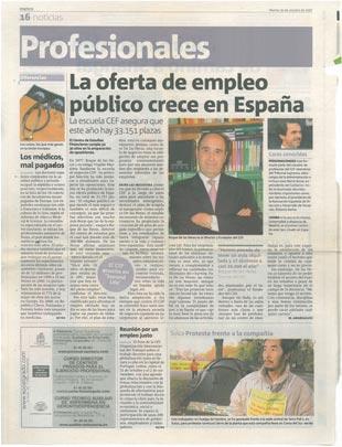 2007 - Metro - 40 Aniversario CEF