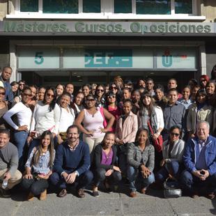 Bienvenida alumnos Latinoamérica