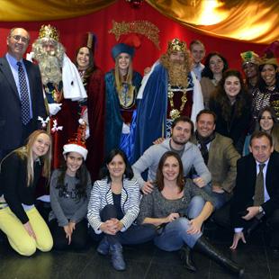 Celebración Reyes Magos ACEF.-