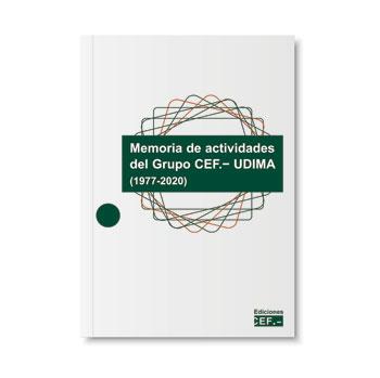 CEF.- Memoria de Actividades 1977 - 2020