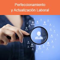 Perfeccionamiento y Actualización Laboral