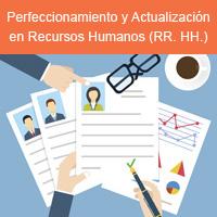 Perfeccionamiento y Actualización en Recursos Humanos (RR. HH.)