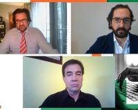 Webinar con Arturo de las Heras, Rafael Pastor y Luis Miguel Belda