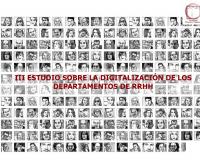 """Mejora la cultura digital de RRHH en España, pero aún estamos """"lejos"""" de los referentes"""
