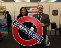 Fuensanta Cabello y Salvador Rius, de CEF.- Barcelona