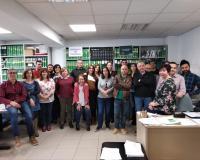 Foto de familia en Editorial Estudios Financieros