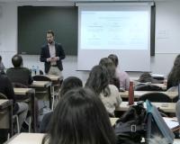 Antonio López Montaño, director de RRHH de Mazars España, este viernes en el CEF.-.