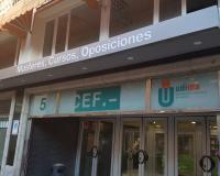 Sede del Grupo CEF.-UDIMA en Madrid (Redacción: UDIMA Media/Fotografía: Luis Miguel Belda/Vídeo: Alejandro Benito)