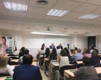 Salón de Actos del CEF.- (Redacción y fotografías: María Guijarro)