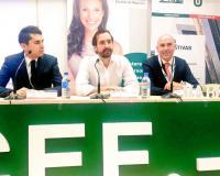 Inauguración del evento, con el presidente del CEF.-, Arturo de las Heras (Redacción: UDIMA Media)