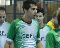 Jugadores del CEF.-