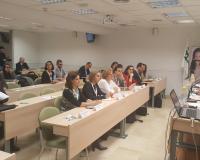 Acto de la Fundación Hergar en la sede del Grupo CEF.- UDIMA (Redacción: Luis Miguel Belda/Imagen: Alejandro Benito)
