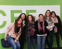 Foto de familia en CEF.- Barcelona