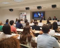Presentación del curso en el salón de actos del CEF.- (Redacción y fotografías: CEF.- Media/LMB/JD)