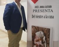 El autor, José Luis Mora Castaño