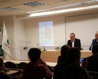 Sede del Grupo CEF.- UDIMA en Madrid