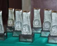 Estatuillas del Premio Estudios Financieros