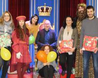 Los Reyes Magos, en CEF.- Barcelona